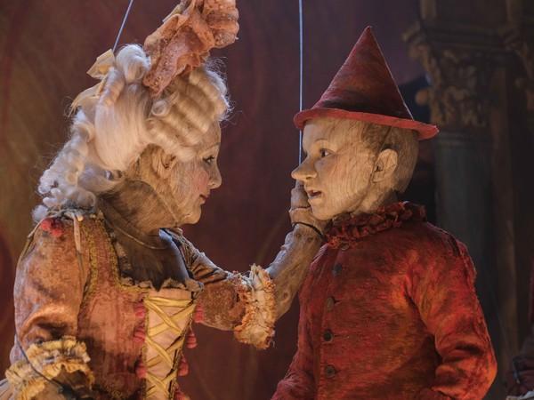 Dal film Pinocchio di Matteo Garrone