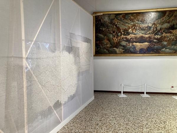 Mara Fabbro, Membrane metropolitane, Palazzo Contarini del Bovolo, Venezia