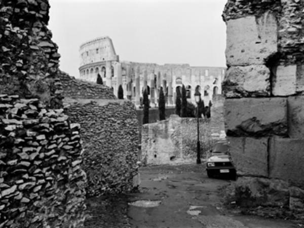 Gabriele Basilico, Roma, 1989, cm. 50x60