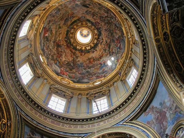 Campanili e Cupola del Borromini