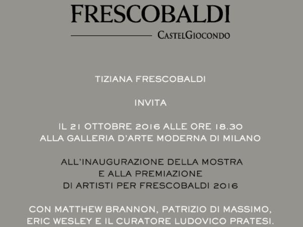 Artisti per Frescobaldi. III Edizione