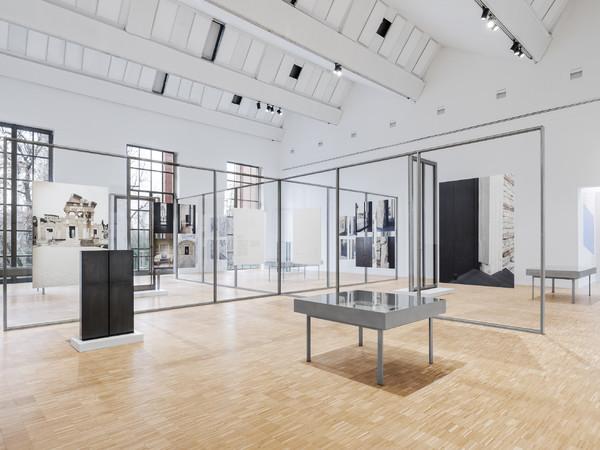 Re-build in the Built Environment , Triennale di Milano