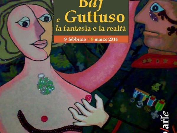 Baj e Guttuso. La fantasia e la realtà, Galleria d'arte moderna e contemporanea ab/arte, Brescia