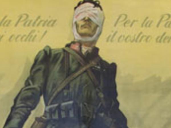 La Grande Guerra nelle raccolte dell´Istituto Mazziniano - Museo del Risorgimento, Genova
