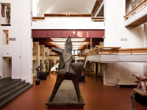 Museo Marino Marini, Firenze, interno