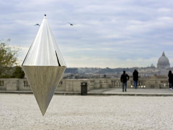 Matteo Negri, Navigator Roma, 2018, cm. 10x15. Stampa digitale su carta Fine Art Prestige