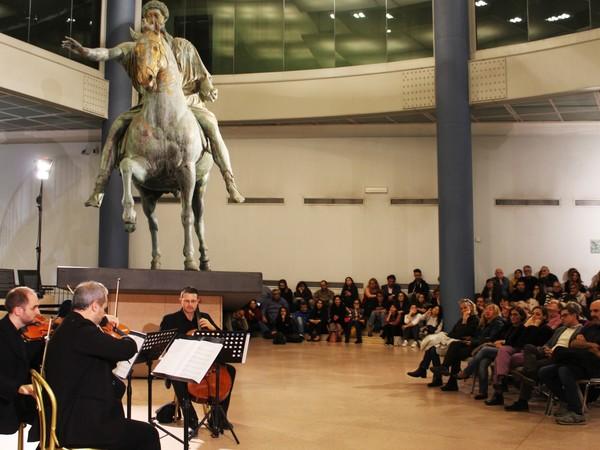 Musei in Musica, Musei Capitolini, Roma