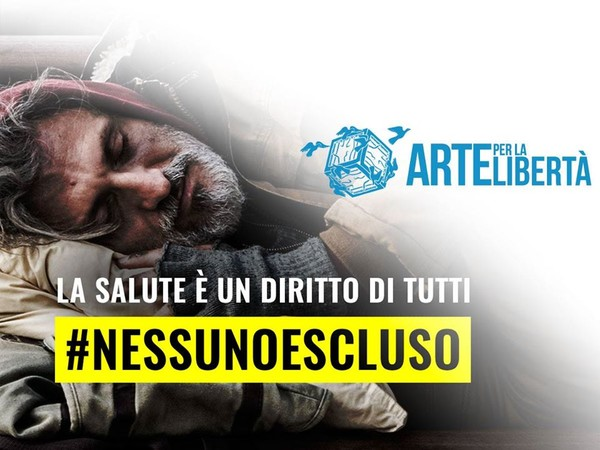 ARTE PER LA LIBERTÀ - #NESSUNOESCLUSO