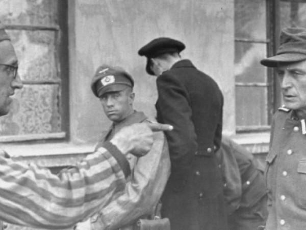 La liberazione dei campi nazisti, Complesso Monumentale del Vittoriano, Roma