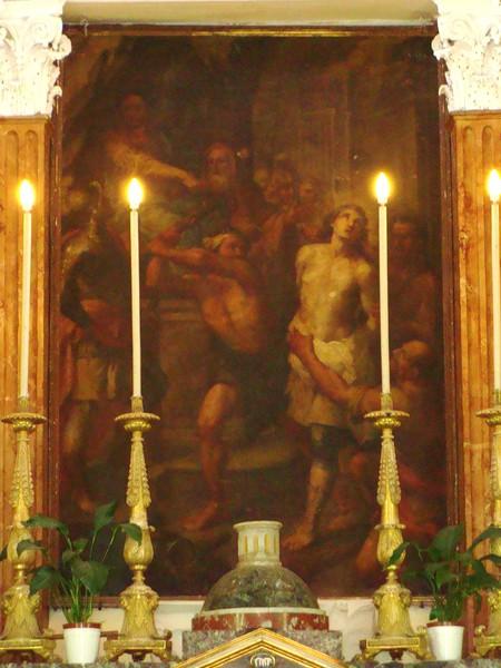Martirio di Sant'Ippolito