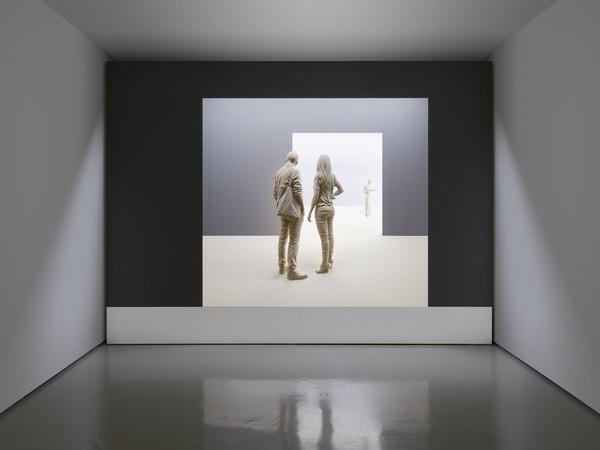 Peter Demetz, The perception, installazione