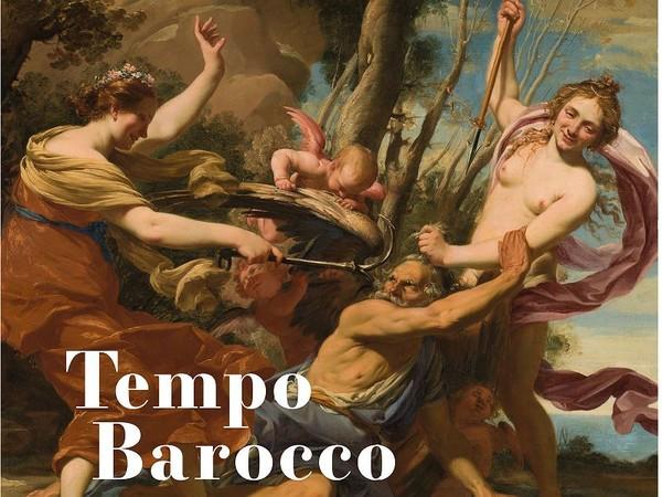 Tempo Barocco,Palazzo Barberini, Roma