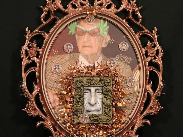 "Rudy van der Velde, GILLO DORFLES ""L'avanguardia tradita"": Bifida Mente, 2016, 59 x 8 x 84 cm | Courtesy of Rudy van der Velde"