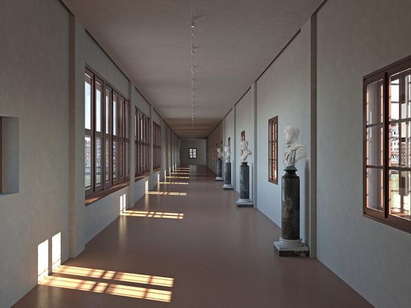 Il Corridoio vasariano riaprirà al pubblico nel 2021 - Firenze - Arte.it