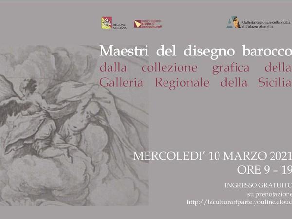 Maestri del disegno barocco dalla collezione grafica della Galleria Regionale della Sicilia