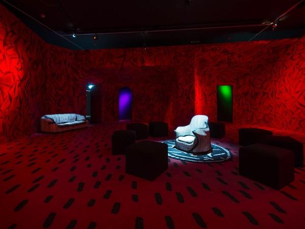 David's Living Room Revisited, 2014-2021, 2018 I Ph. Olivier Ouada