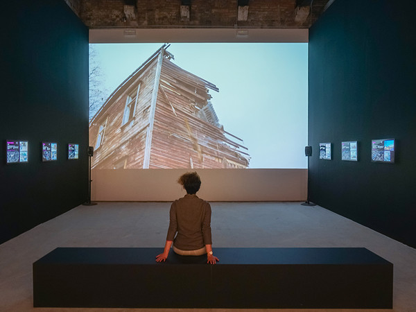 Square! Positively shrinking, Arsenale — La Biennale di Venezia I Ph. ©Samuele Cherubini