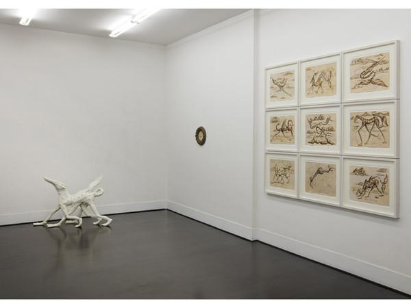 Dario Ghibaudo. Museo di Storia Innaturale. Sala XVIII - Creature Meravigliose
