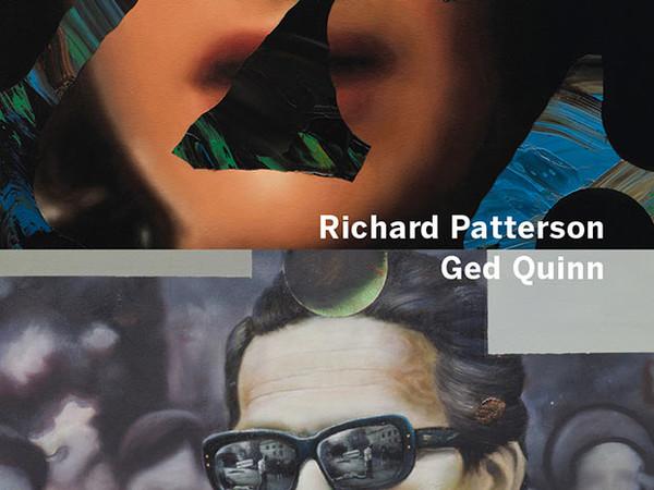 Richard Patterson | Ged Quinn, Galleria Mucciaccia, Roma