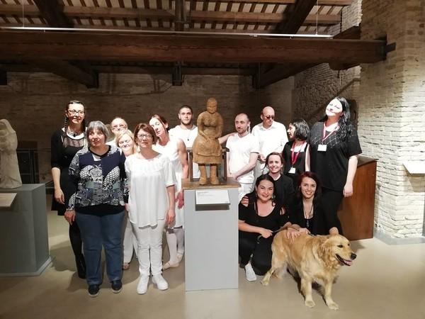 Se le statue potessero parlare..., Museo Tattile Statale Omero, Ancona