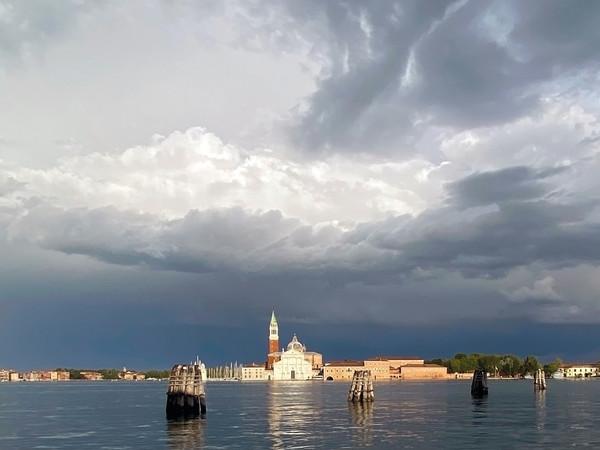 Andrea Morucchio, <em>Venezia Anno Zero</em>, 2020, Cortometraggio, Immagine tratta dalla locandina | Courtesy of Andrea Morucchio e Sebastiano Girardi Studio