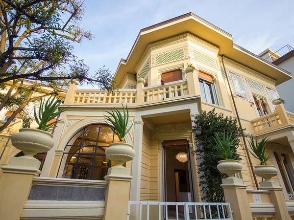 Villa Argentina, Viareggio