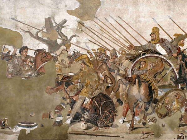 Un gioiello del Museo Archeologico Nazionale di Napoli