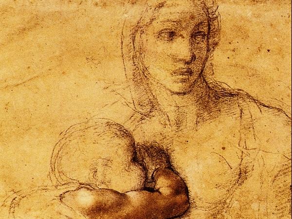 Collezione di disegni di Michelangelo