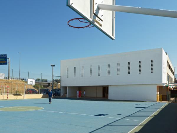 Elisa Valero, Edificio scolastico a Cerrillo de Maracena (Granada, 2013-2014)
