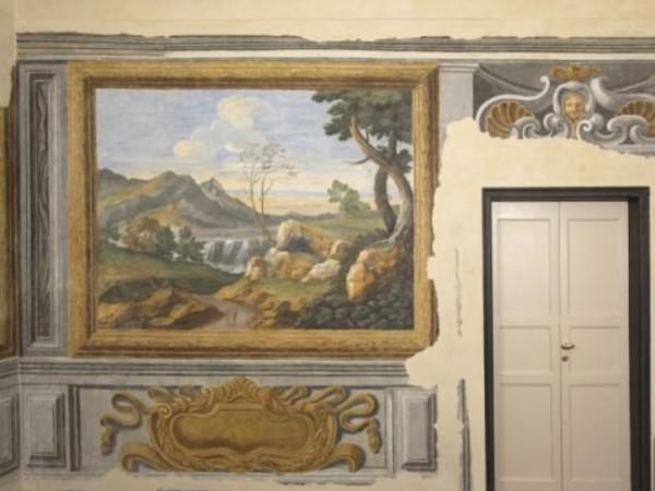 Salotto del Cavalier Tempesta, Camera Tempesta, Palazzo Lomellino, Genova