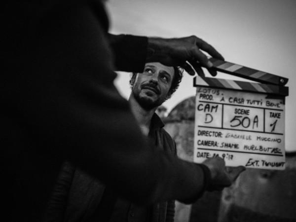 """Andrea Miconi, Foto dal film """"A casa tutti bene"""""""