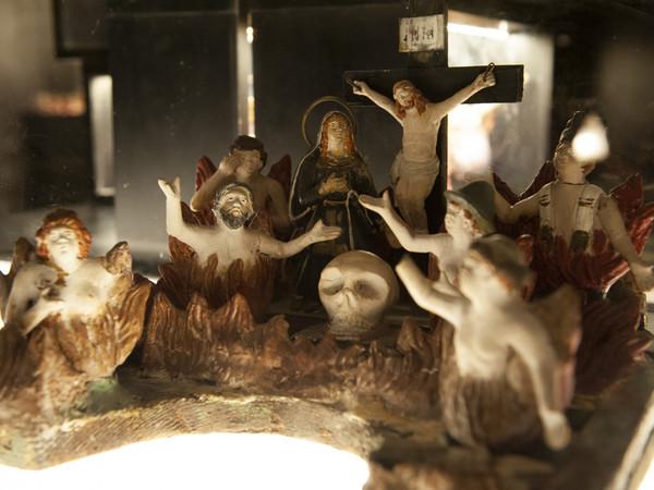 Ritorno. Il culto delle anime pezzentelle, Complesso museale di Santa Maria delle Anime del Purgatorio ad Arco, Napoli
