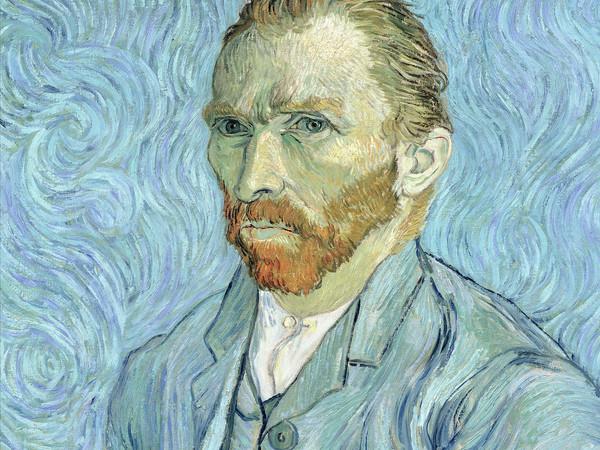 Vincent Van Gogh, Autoritratto, 1889, olio su tela, 65x54 cm. Musée d'Orsay, Parigi