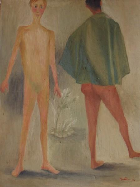 Flash d'arte. Renato Guttuso, Galleria de' Bonis, Reggio Emilia