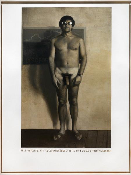 Lakner Laszlo. Autoritratti di artisti ungheresi, Galleria degli Uffizi, Firenze