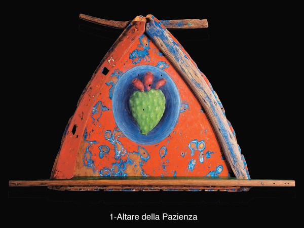 Luigi Camarilla, Altare della Pazienza, 1997