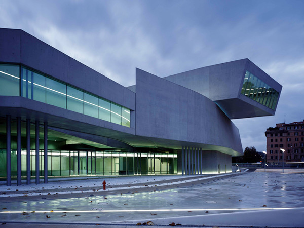 MAXXI - Museo nazionale delle arti del XXI secolo, Roma