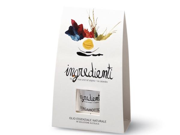 Massimiliano Alajmo, Olio profumato al bergamotto, realizzato da Lorenzo Dante Ferro, 2009