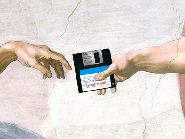 bin/art - Retospettiva sulla Computer Art 1961-2001