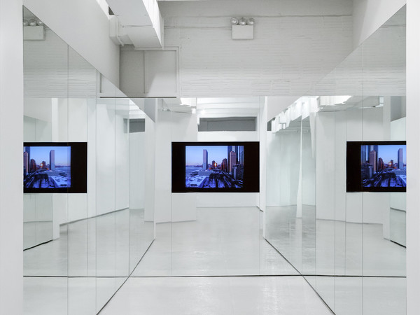 Hamilton: A Film by Liam Gillick, 2014 (still da video). Collezione Maja Hoffmann