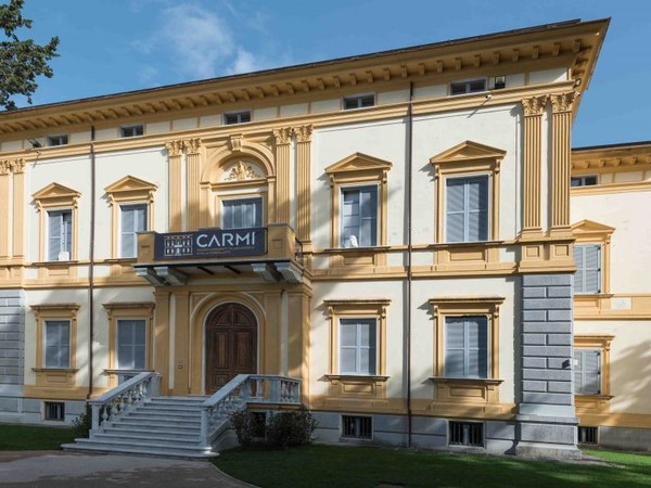 Carmi Museo Carrara e Michelangelo a Villa Fabbricotti