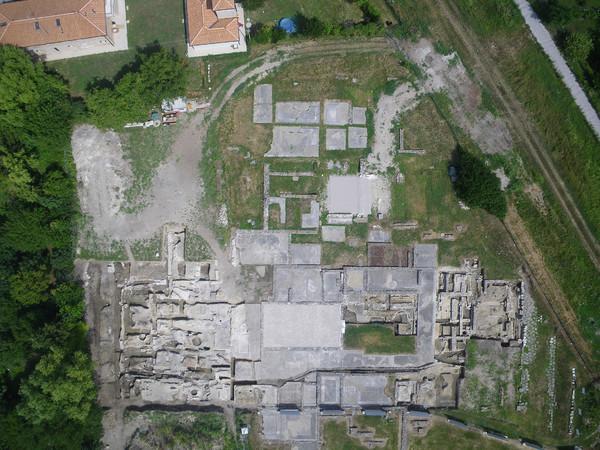 L'età romana. Le case