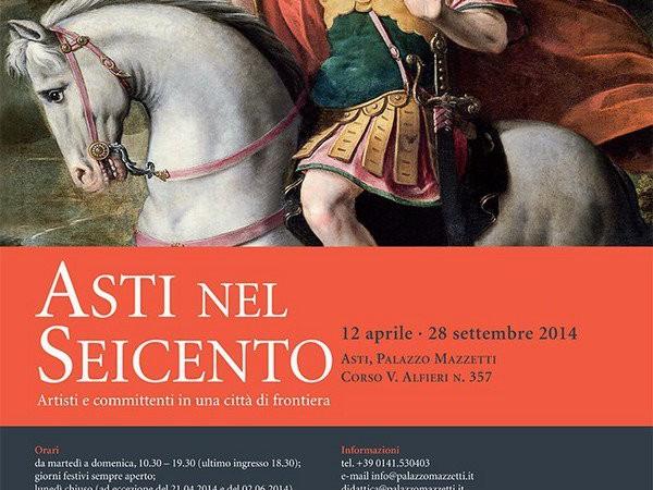 Asti nel Seicento, Palazzo Mazzetti , Asti