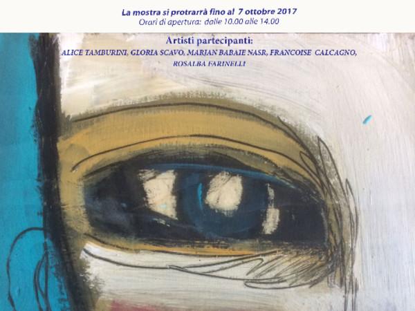 Infinito silenzio, Francoise Calcagno Art Studio, Venezia