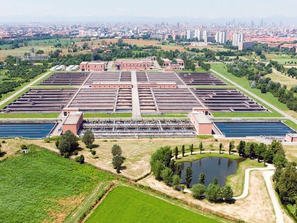 Depuratore di Nosedo, Milano