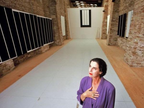 <em>Živa Kraus</em>, 1997 | Photo: Arne Hodalic | Courtesy of Živa Kraus <br />