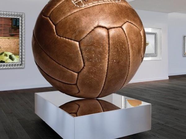 Il pallone nell'arte, Art Events Mazzoleni, Alzano Lombardo (BG)