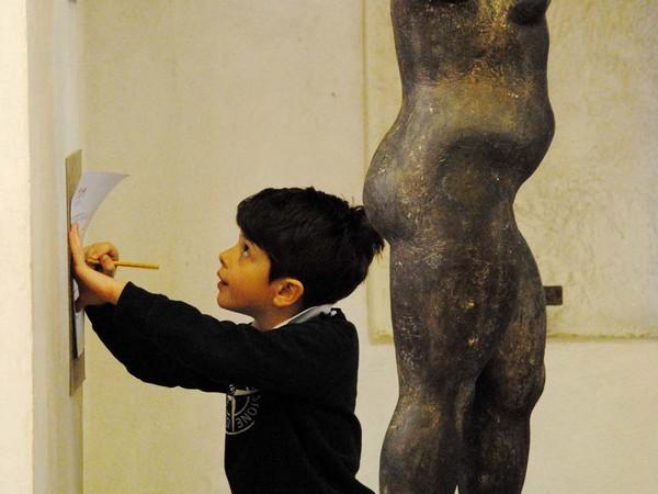 Cibo ad arte. Campus natalizio al Museo Marino Marini, Firenze