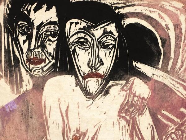 Ernst Ludwig Kirchner, Ragazza Malinconica, 1922, Kunstmuseum Bern | La violenza persecutoria del regime nazista segnò inesorabilmente Kirchner, che si suicidò il 15 giugno 1938 a Davos