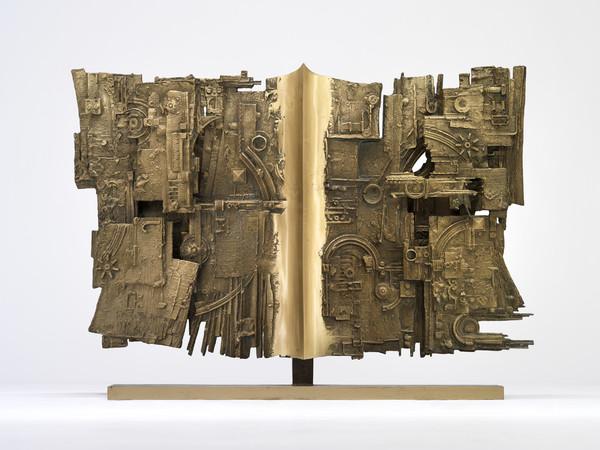 Piero Cattaneo, Pagina aperta, 1974